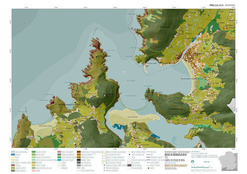 Cantabria spatial land use plan