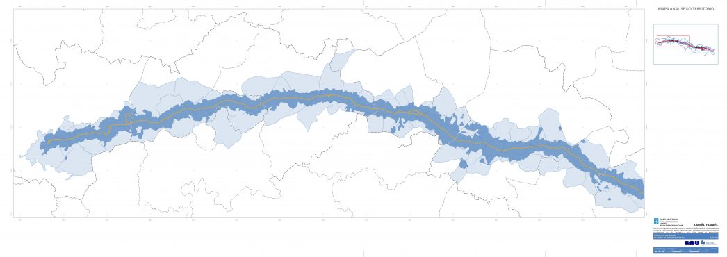 Propuesta ámbito territorio histórico Camino Francés