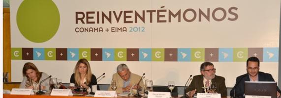 Mesa ponentes Conama
